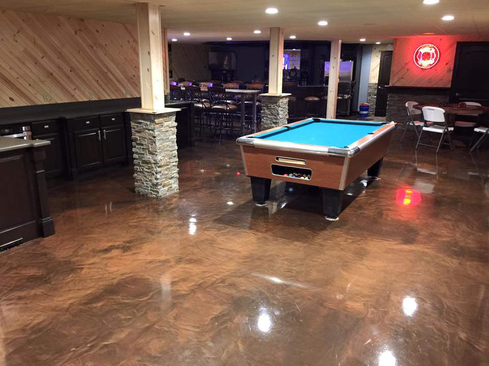 Reeves Concrete Solutions | Epoxy Flooring | Brookville Indiana