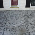 Slate Stained Concrete | Reeves Concrete Solutions